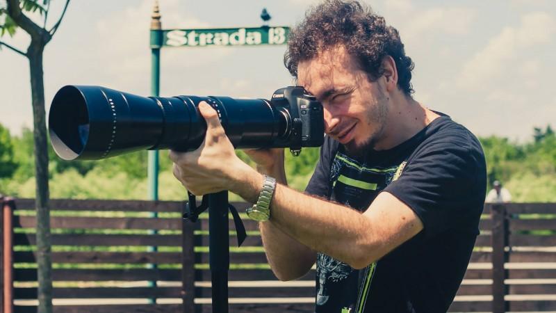 Miluta Flueras, inginer si fotograf extraordinaire