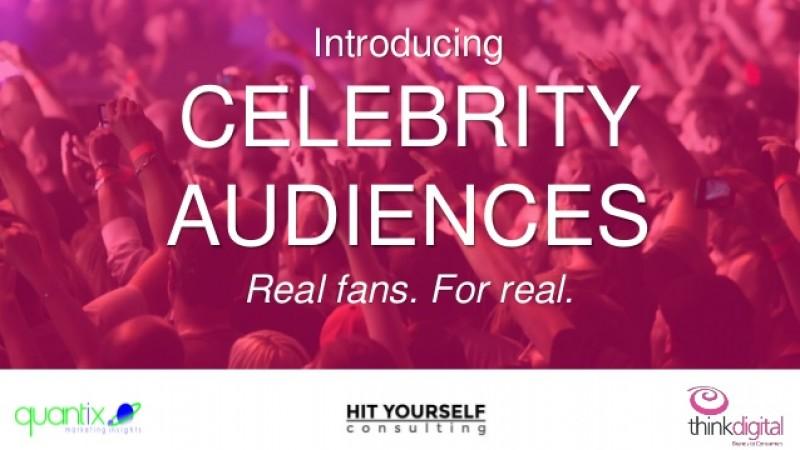 S-a lansat platforma Celebrity Audiences: Peste 12 milioane de fani (duplicati) ai artistilor romani pot fi acum targetati de clientii de publicitate