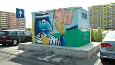 """Enel celebreaza Ziua Marinei in cadrul proiectului """"City of Energy"""", in statiunea Mamaia"""