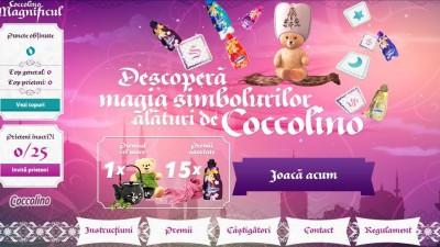 Facebook App: Coccolino - Coccolino Magnificul