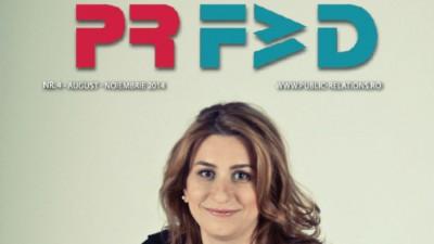 PRIME Romania lanseaza cel de-al patrulea numar al revistei online PR Forward