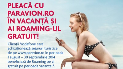 Vodafone - Paravion.ro