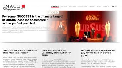 IMAGE PR lanseaza o noua editie a programului sau de internship