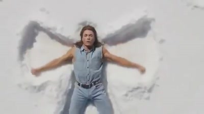 Coors Light - Van Damme