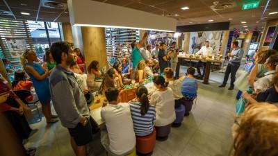 Lansarea noilor Salate a la Chef, un eveniment McDonald's organizat de THE PRACTICE