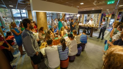 Lansarea noilor Salate a la Chef, un eveniment McDonald's organizat de THE PRACTICE