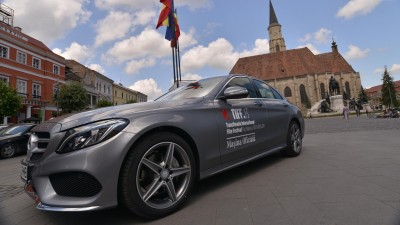 Al treilea an de Mercedes-Benz si Golin la TIFF