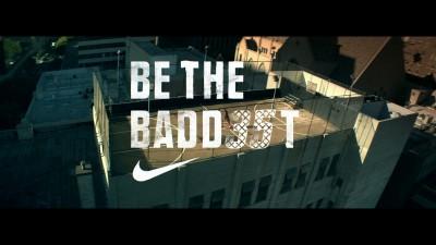 """Be The Baddest"" - cea mai recenta campanie Nike pentru Foot Locker"