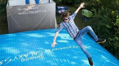 Momentum Romania si Samsung au facut senzatie si cifre record la Summer Well 2014