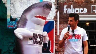La ADfel, Discovery te invata cum sa fii rechin