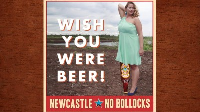 Faceti-ne si noua ad-urile: Newcastle Brown Ale ne exploateaza si ne incanta in acelasi timp