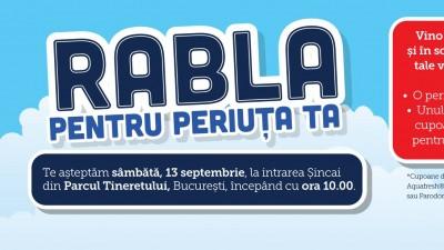 Facebook Cover: GSK - Rabla pentru Periuta Ta