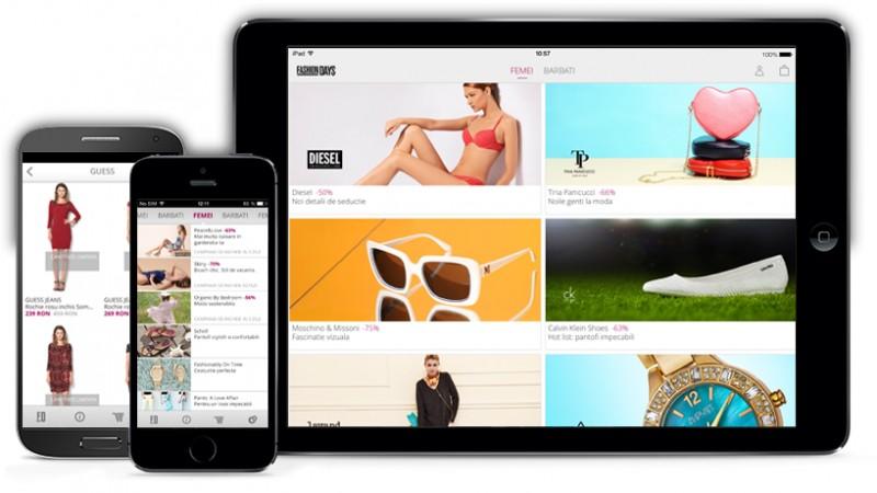 Fashion Days lanseaza prima aplicatie pentru iPad a unui fashion retailer online din Romania