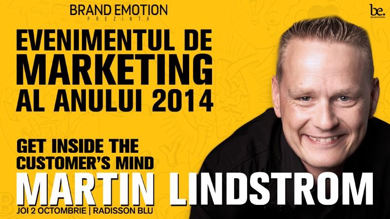 Martin Lindstrom: Cum patrunzi in mintea consumatorului? Te culci cu el!