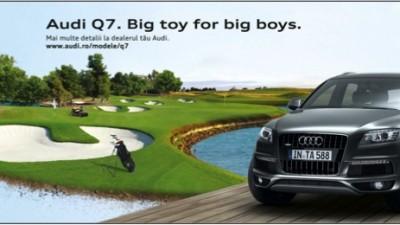 Audi Q7 Big Toy