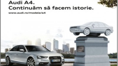Audi A4 istoria