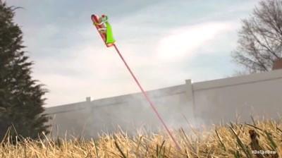 Mountain Dew - Bottle Rocket