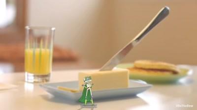 Mountain Dew - Butter Knife Grind