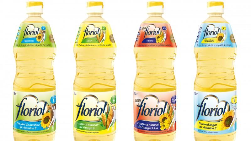 Floriol readuce romanilor pofta de viata printr-o noua campanie dedicata intregului portofoliu de produse