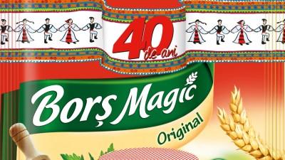 Delikat 40 de ani - Bors Magic Original