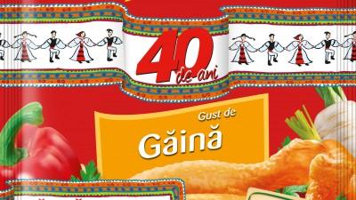 Delikat 40 de ani - Gustul de acasa (Gaina)