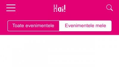 Mobile App: Telekom Romania - Hai! (1)