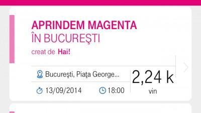 Mobile App: Telekom Romania - Hai! (2)
