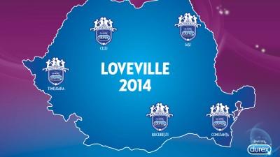 #LoveVille 2014 se incheie cu o noua pozitie: Pozitia invingatorului! #Durex