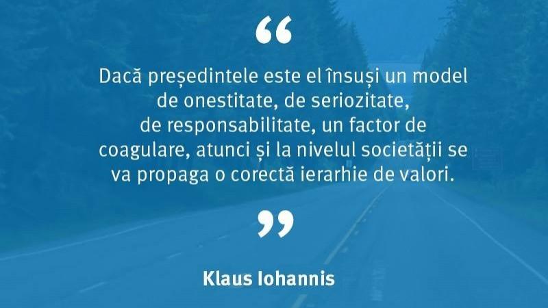 Candidatii la presedintie si internetii: Klaus Iohannis