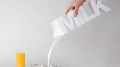 """Ambalaje de lapte cu efect mai puternic decat """"Got Milk?"""""""