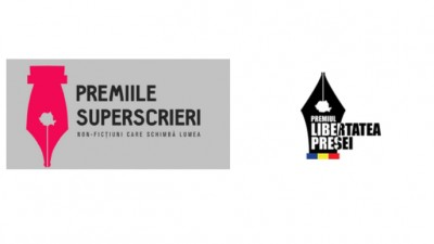 Doua competitii care premiaza jurnalismul, acelasi logo