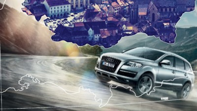 Audi Land of Quattro