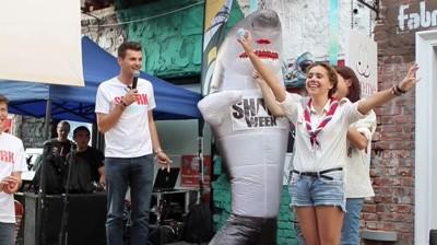 Shark Week la ADfel 2014