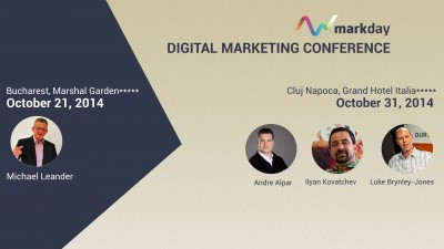 MarkDay, ABC – ul marketingului digital!