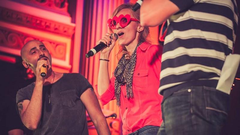 Cupa Agentiilor la Karaoke by Cat Music: Am cantat. Inca n-am ragusit