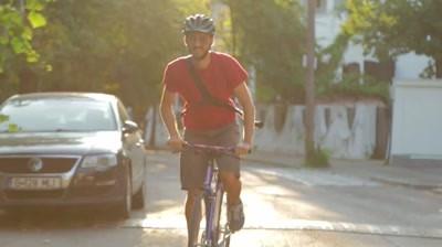 Nescafe - Biciclistii