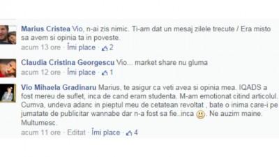 Cetateana Vio Mihaela Gradinaru, juri sa spui adevarul si numai adevarul?