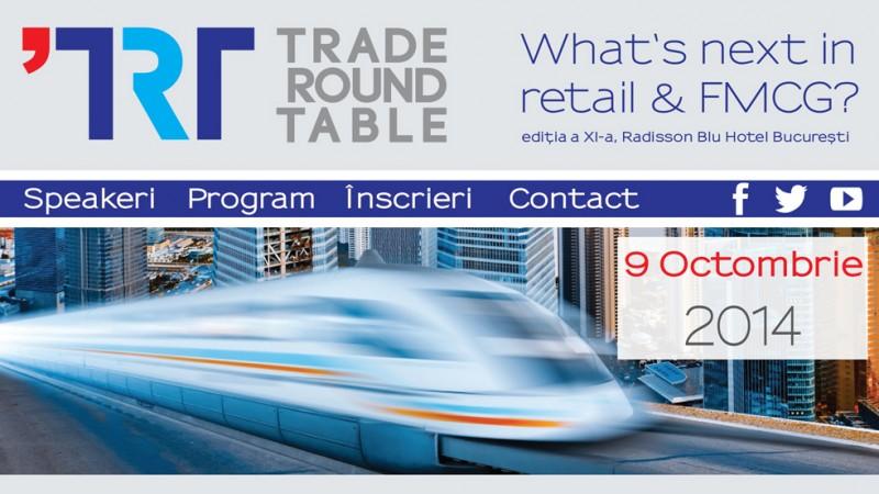 Conferinta, workshop-uri si atelier legislativ la Trade Round Table