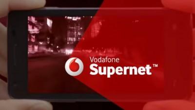 Vodafone Romania lanseaza Supernet™