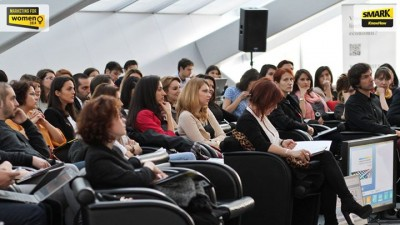 [LIVE TEXT] Marketing for Women 2014: Context General, Femeile de la A la Z