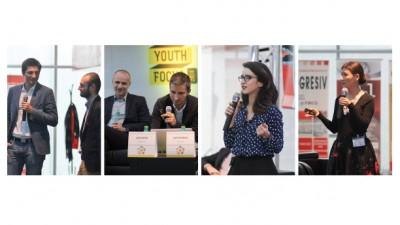 Romanian Youth Focus 2014: Best practice - cum le captam tinerilor atentia