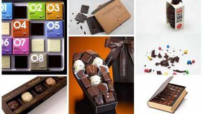 Ambalajul de ciocolata, sursa de endorfine