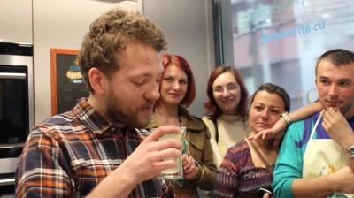 Making of Cupa Agentiilor la Gatit FLORIOL 2014 [Agencies' FLORIOL Cooking Cup 2014]