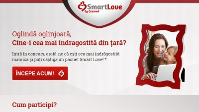 Smart Love - Oglinda oglinjoara
