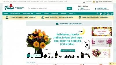 Website: Floria.ro - Pentru gentlemanul din fiecare