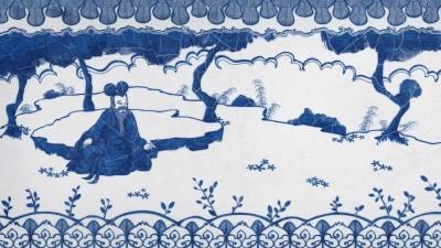 East meets Walt - Master Zen