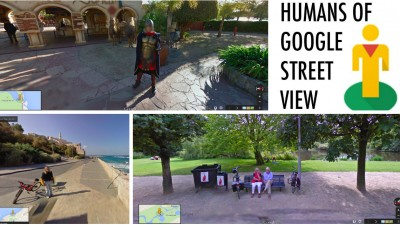 Google Street View, je t'aime