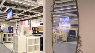 IKEA - Motivational Mirror