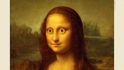 Nescafe - Mona Lisa