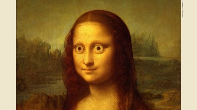 Nescafe - Mona Lisa